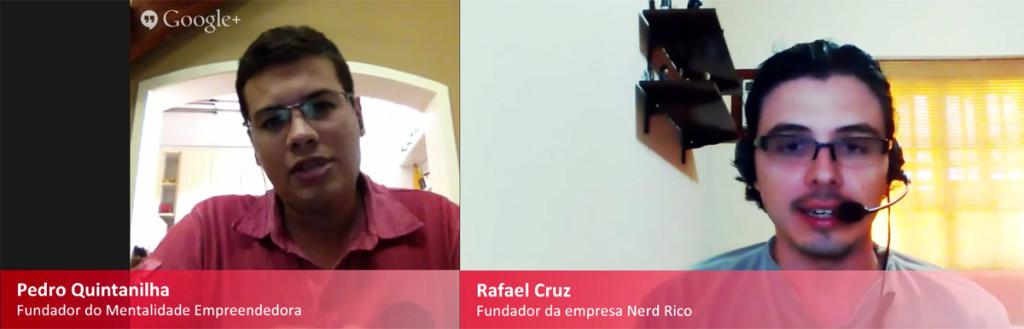 Nerd Rico entrevista pedro quintanilha