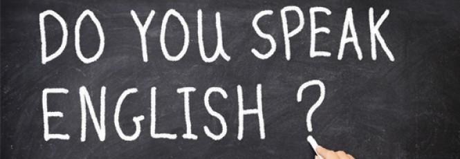 voce fala ingles
