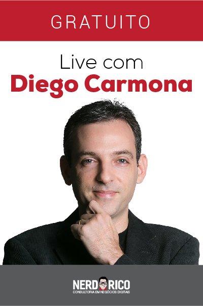 Live com Diego Carmona